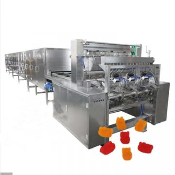 Functional Medicated Jellies Gummies production line