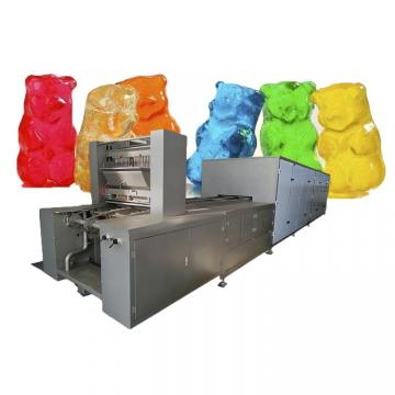 Industrial Vitamin Gummy Bear Jelly Candy Making Machine Candy Production Line