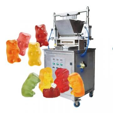 Industrial Small Yield cooker depositing filling former forming maker machine manufacturer Gummy candy depositor