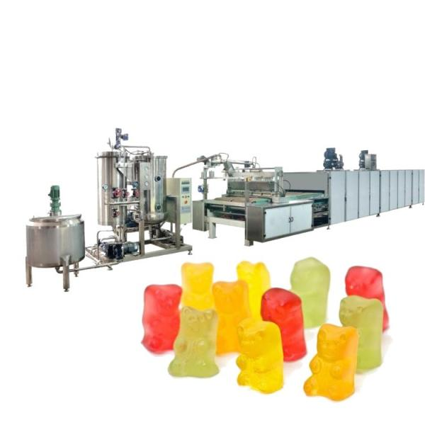 Gummy Candy Fruity Flavor Halal Sweets Candy Maker SWEET and Sour,sweet Pineapple Gummy bonbon dulces OEM