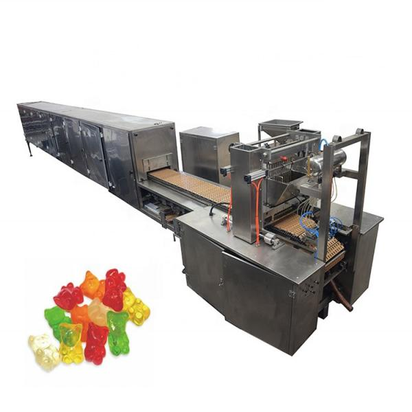 Jelly Making Machine Manufacturers Jelly Machine Jelly Gummy Candy Depositing Line with Ce